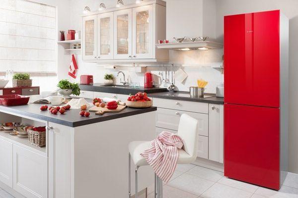 Бош е създал артистични хладилници