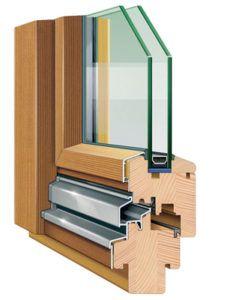 Какви са добри дървени прозорци с двоен стъклопакет
