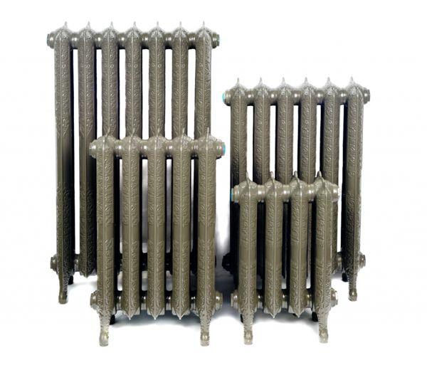 Чугунени радиатори за отоплителни спецификации и описание на основните модели
