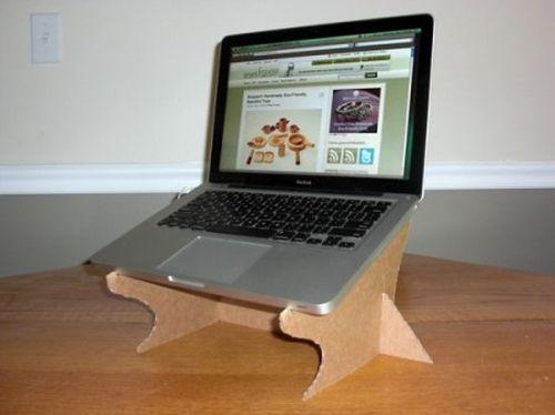Правим обикновен щанд за лаптоп със собствените си ръце