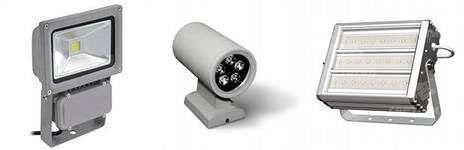 Видове светодиодни лампи
