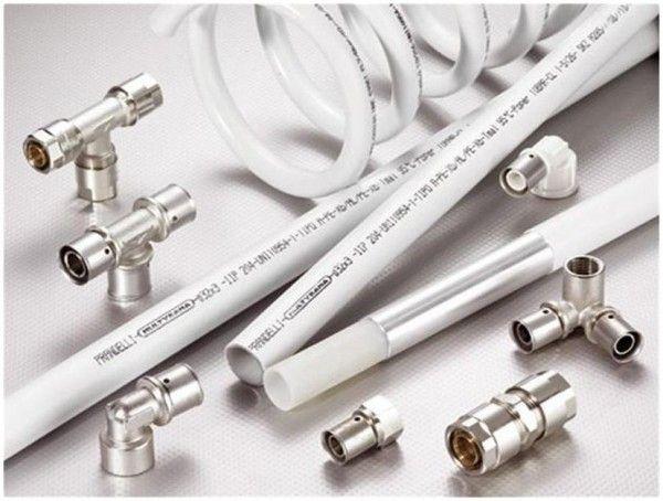 Характеристики на металопластични тръби за монтаж на отоплителна система, предимства и недостатъци