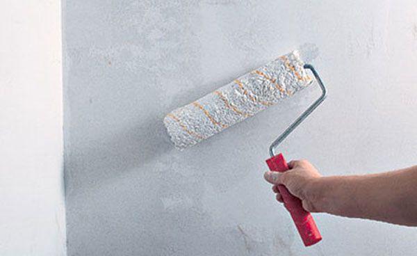 Инструкции за грундиране на стени за тапети със собствените си ръце