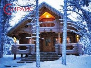 Фото по статье Топлоизолация в дървена къща, топлоизолация на дървени стени, топлоизолация на дървени подове