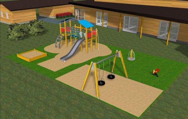 Как да се изгради детска площадка във вилната зона със собствени ръчни опции и съвети