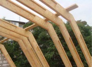 Как да направя дървени I-лъчи, припокриващи се със собствените си ръце, стъпка по стъпка