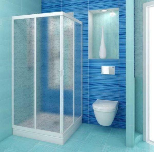 Как да направите душ кабина от поликарбонат за апартамент преглед на материалите и реда на инсталиране
