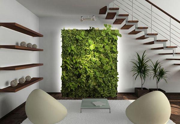 Как да направите вертикална градинарство в апартамент със собствени ръце растения, оборудване и инсталация