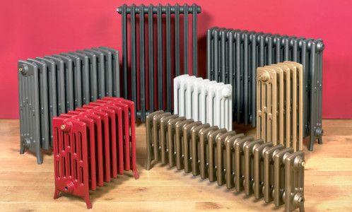 Боядисани радиатори