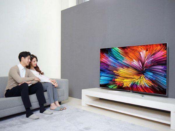 LG издава супер HD телевизори
