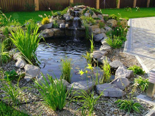 Нашият ъгъл на природата как да направите езерце в страната със собствените си ръце