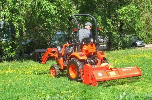 Преглед на мини-трактори на руското производство, характеристики и цени