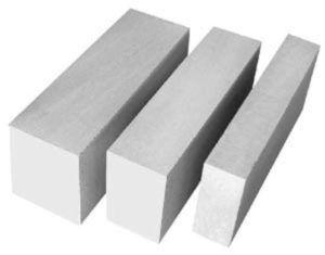 Основни размери на пенобетон блокове според гостите, приблизителни цени
