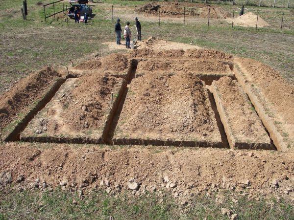 Подробни инструкции стъпка по стъпка за маркиране на основите на къщата