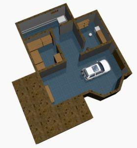 Подробен преглед на всички плюсове и минуси на мазето в частна къща