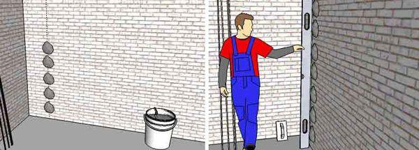 Инструкции стъпка по стъпка за стенни мазилки от фарове