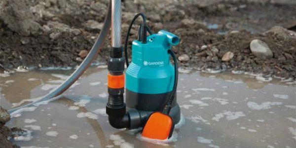 Правила за избор на дренажна помпа за източване на мръсна вода