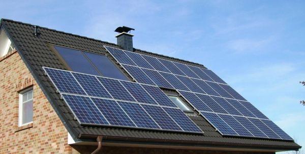 Принципът на слънчеви клетки за отопление на частна къща