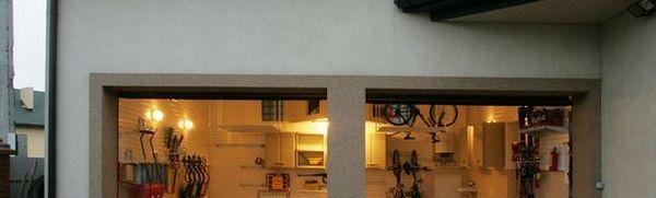 Самозатваряне на стени и покрив на гараж