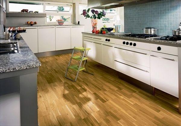 Полагане на ламинат в кухнята предимства и недостатъци