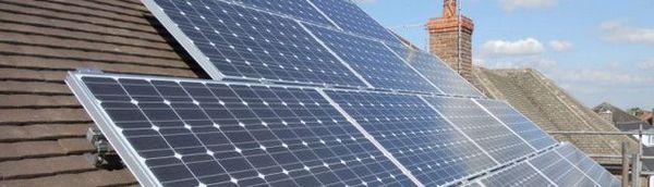 Инсталиране на слънчеви панели в къщата