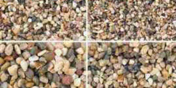 Теглото на един кубичен метър строителни пясък, в зависимост от чистотата и вида