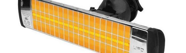Видове и принципи на работа на инфрачервени нагреватели